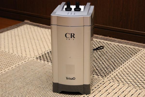 CR-2導入