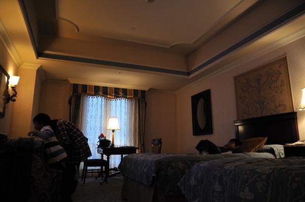 ミラコスタ客室2